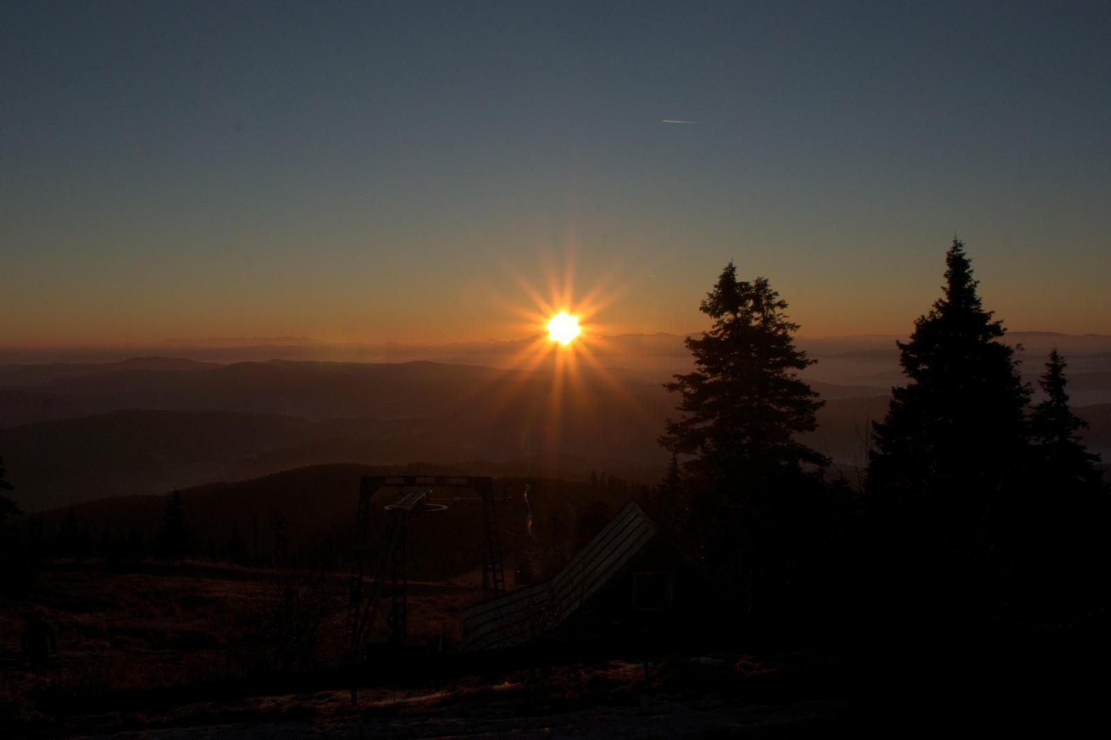 24.12. - Vánoční svítání na Lysé hoře