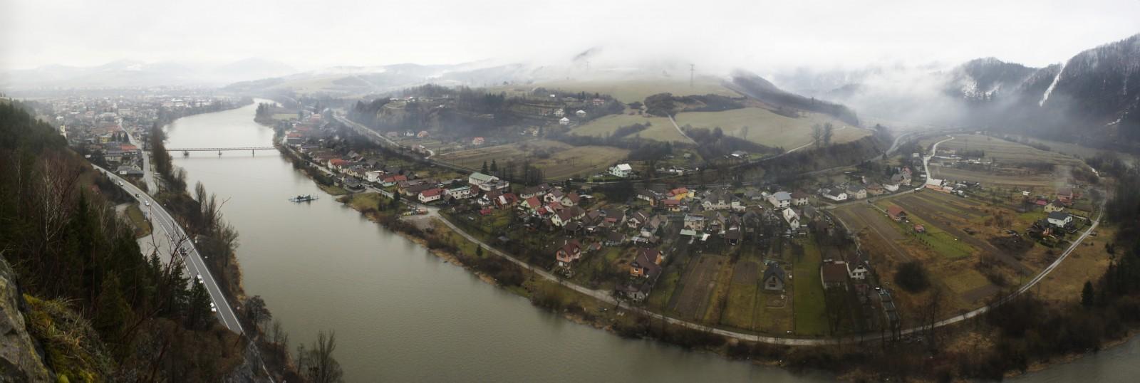 Z hradu Strerno