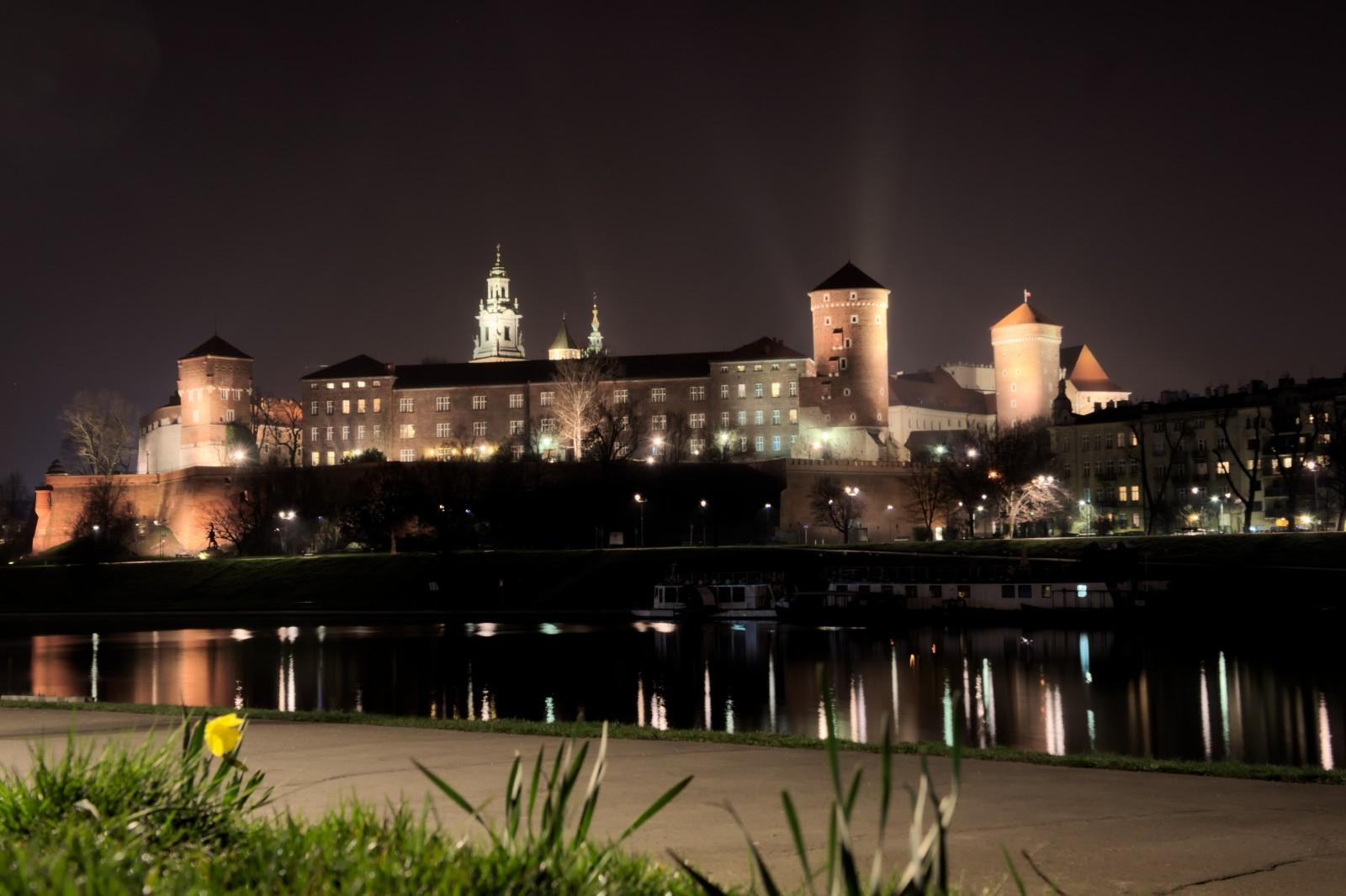 Večerní Wawel