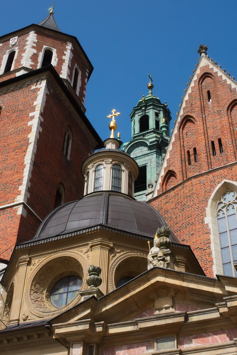 Katedrála na Wawelu