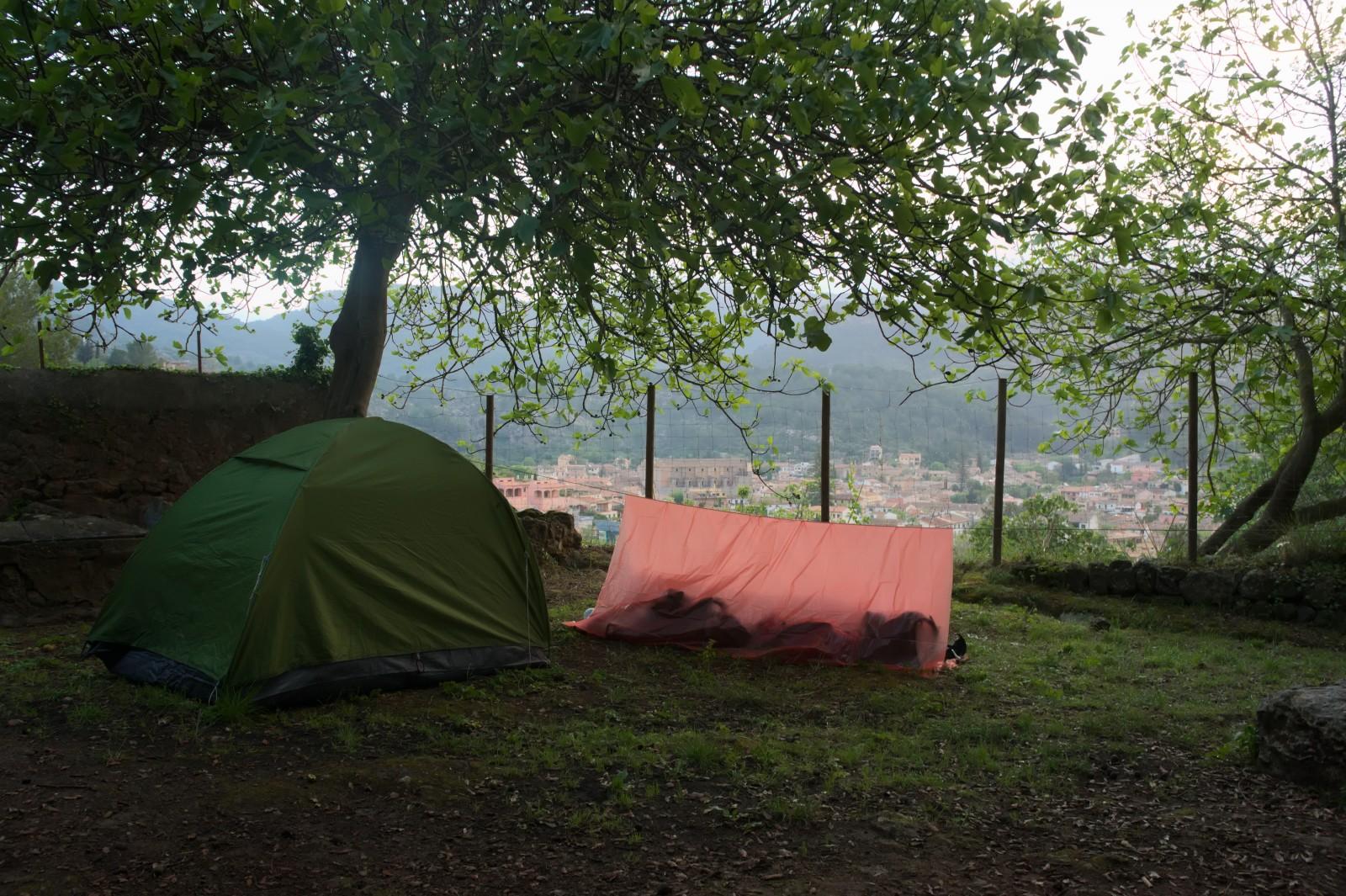 Spaní v Esporles