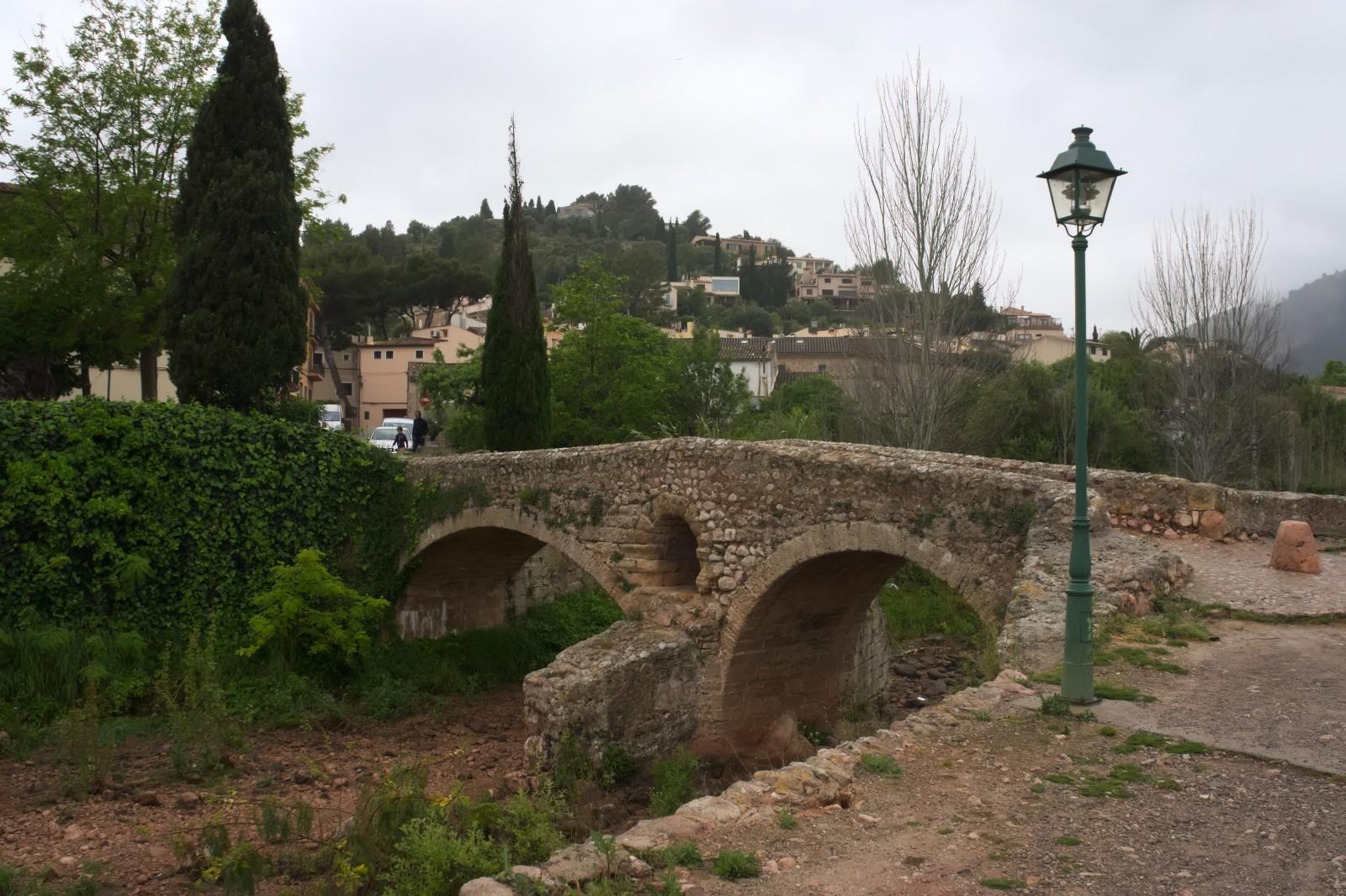 Pont Romà v Pollença