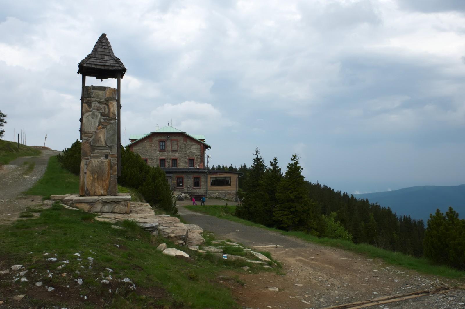 Šerák - turistická chata