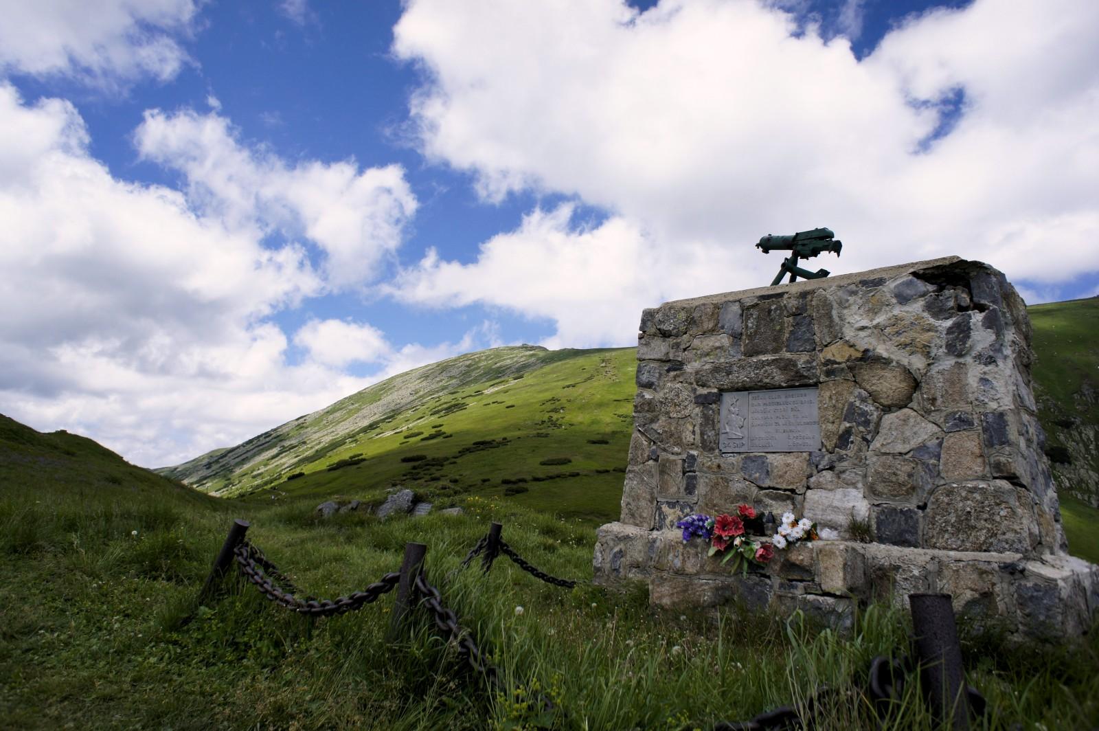 Památník bojovníkům SNP