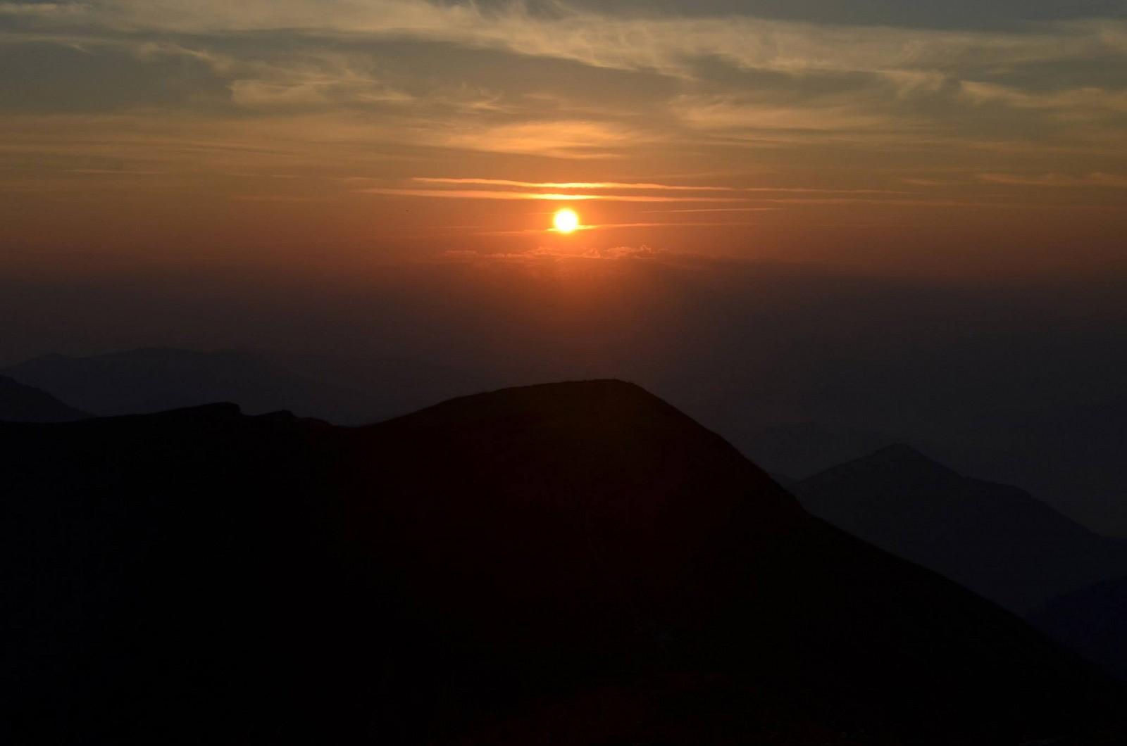 Svítání z Hromové