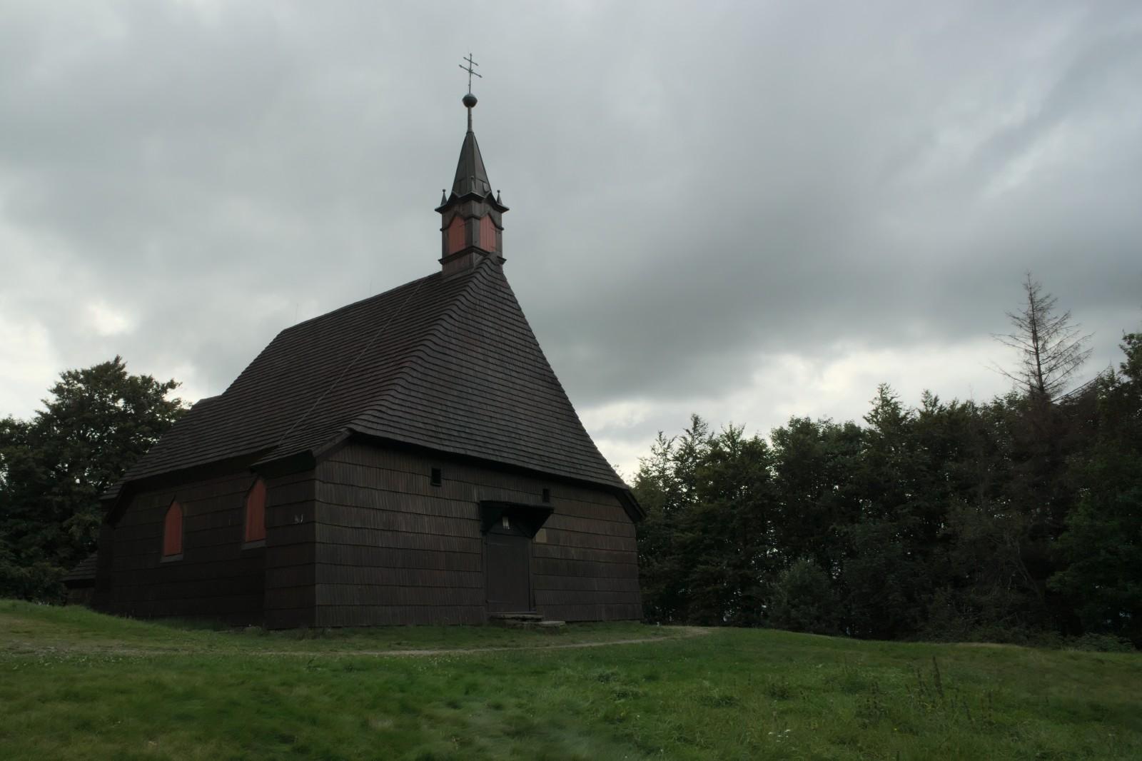 Kostel sv. Antonína Paduánského na Malé Prašivé
