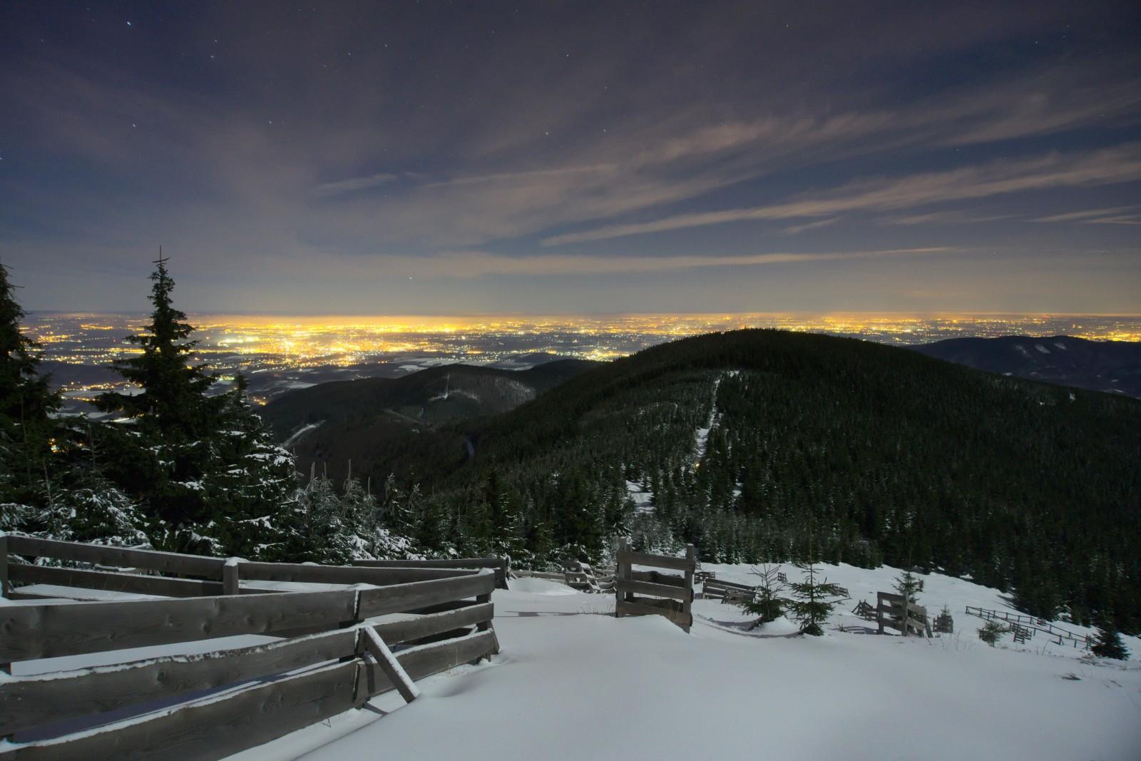 Lysá hora 17. prosince 2016