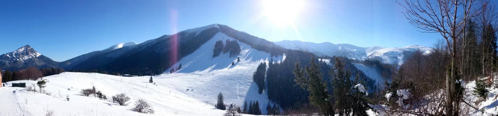 Ski areál Vrátná