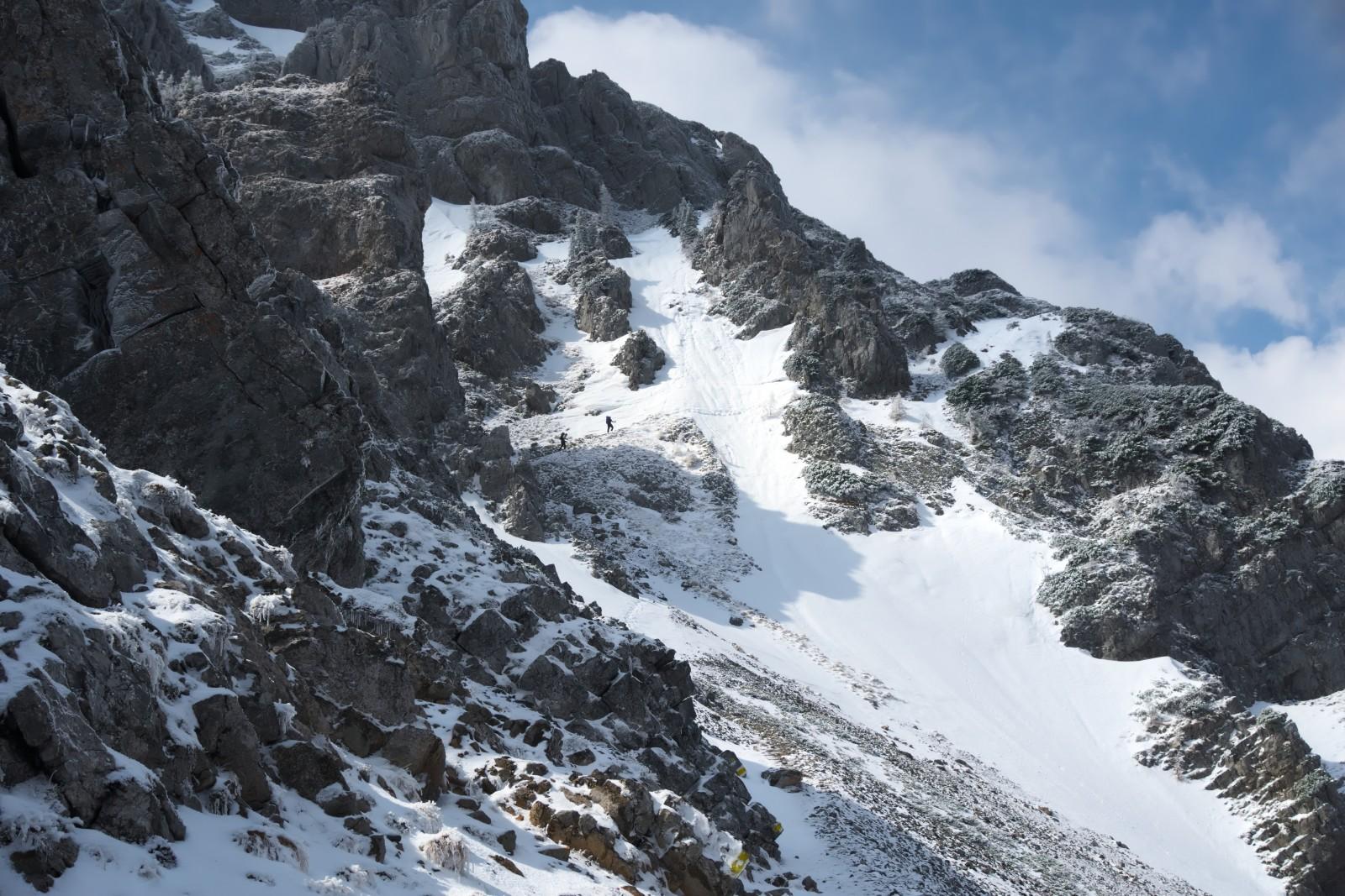 Cestou na Schneeberg