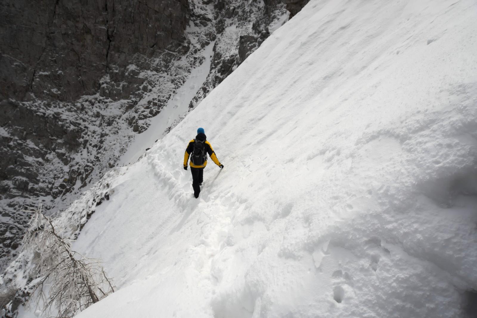 Cestou ze Schneebergu