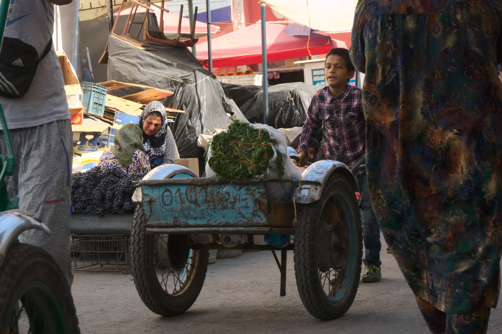 Panjshanbe bazar