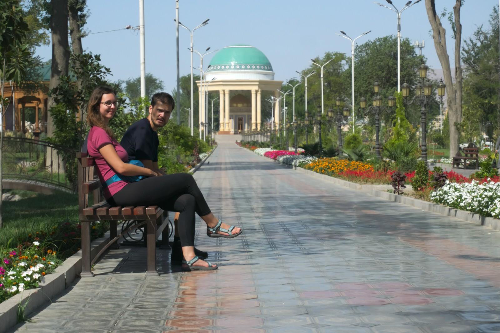 Park Kamala Khudzhandiho