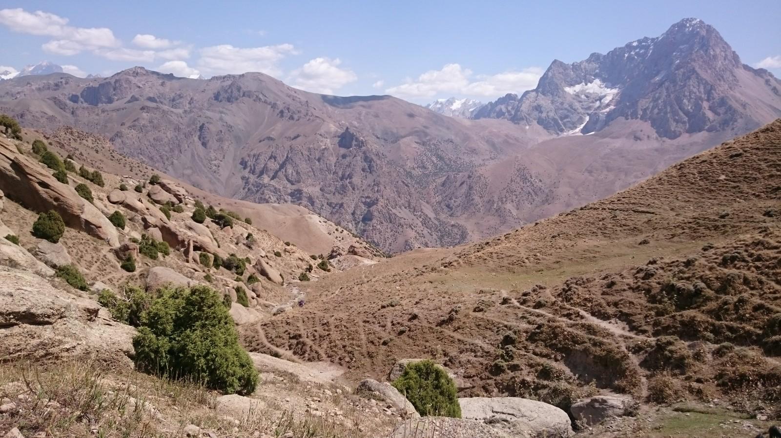 Poslední pohled do údolí