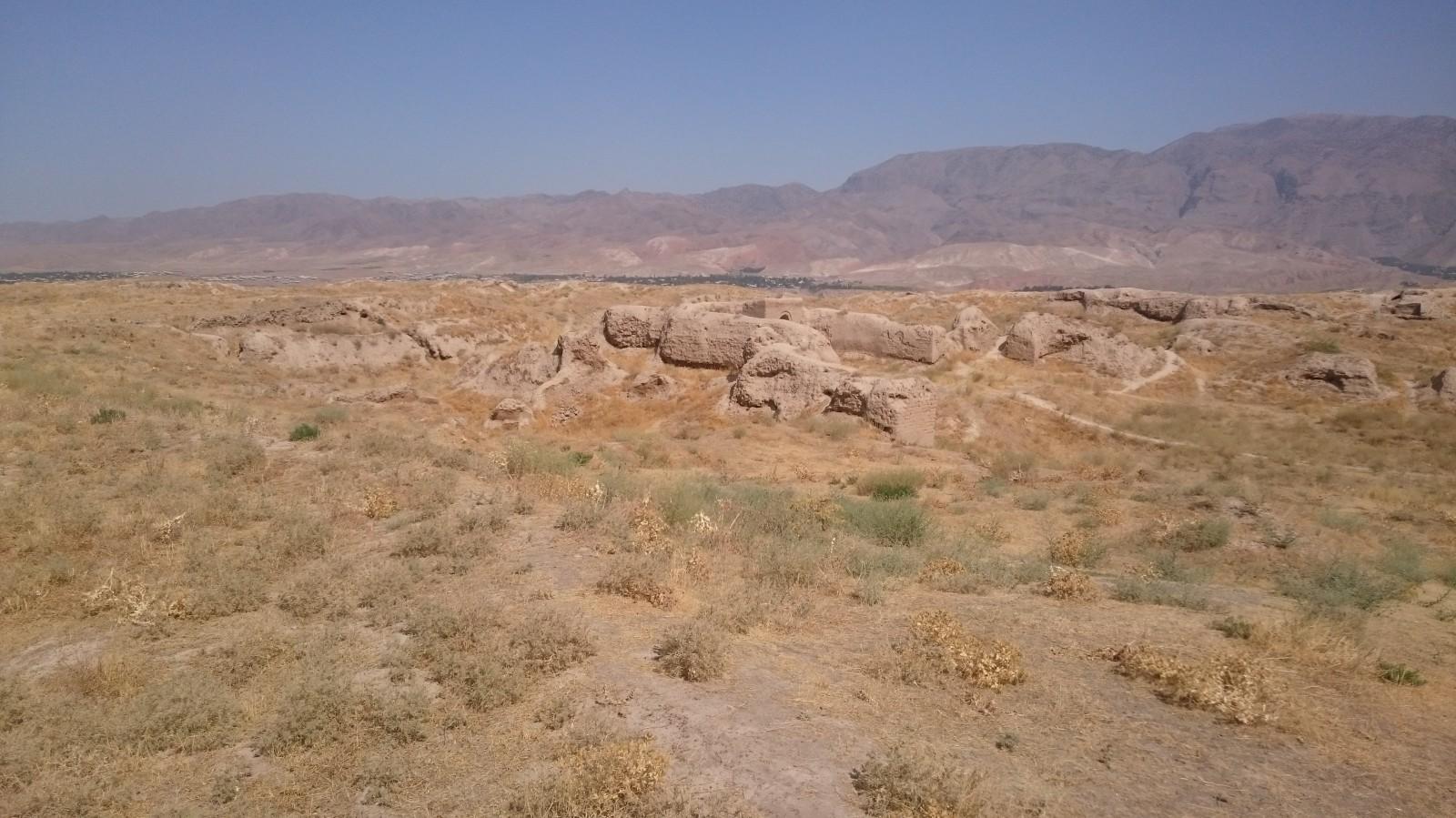 Staré město nad Panjakentem