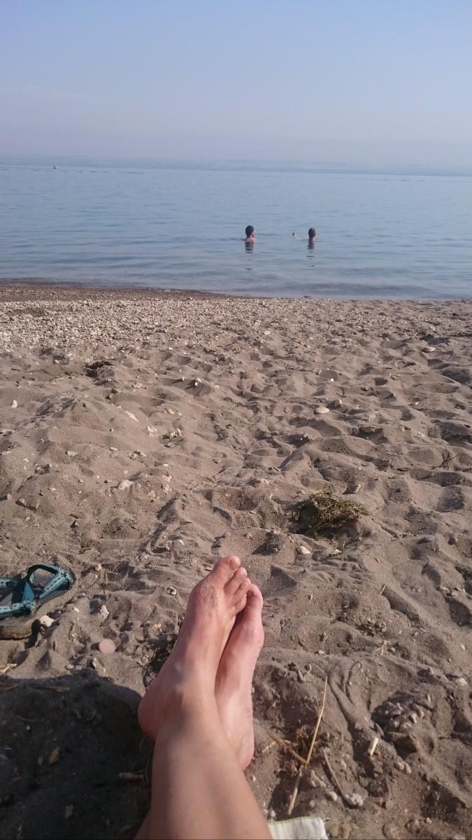 """Khujandské """"moře"""""""