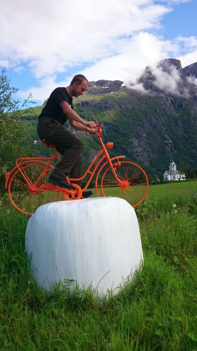 Norskem na kole