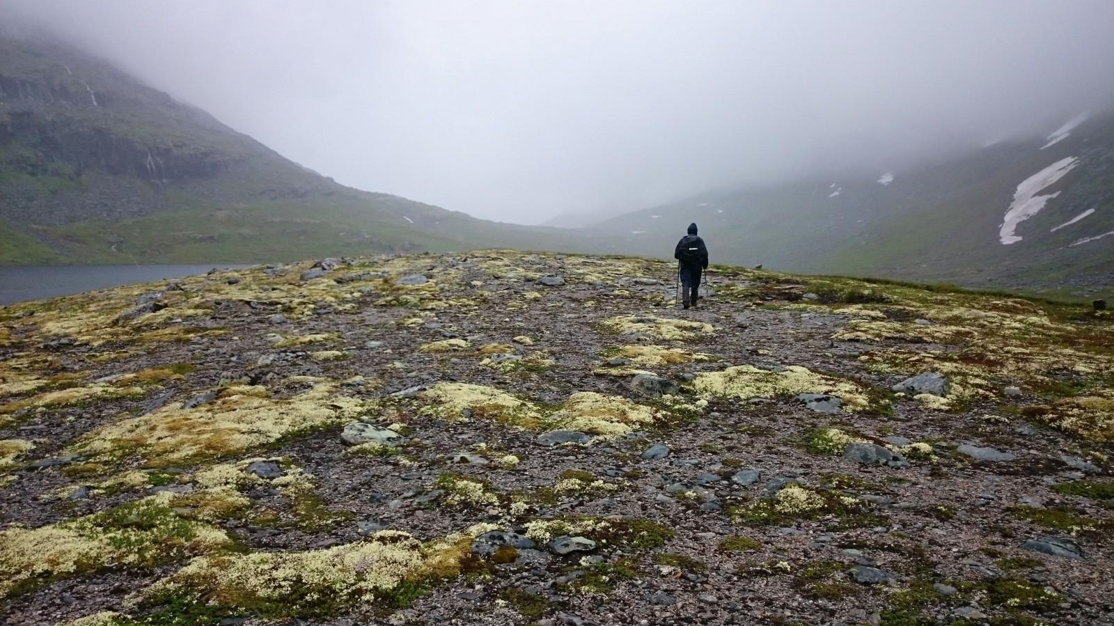 Přechod v Innerdalenu