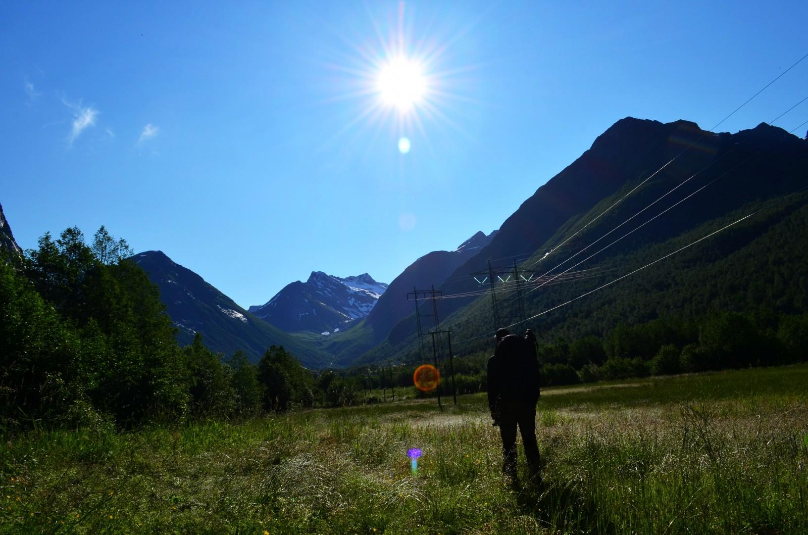 Z Isfjordenu do hor