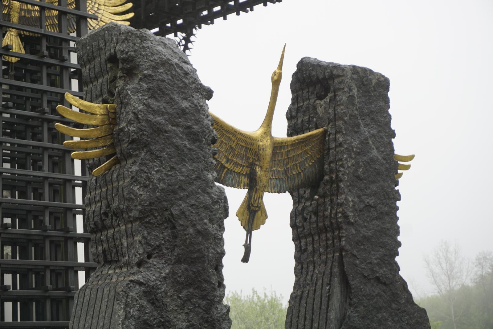 Památník obětem hladomoru