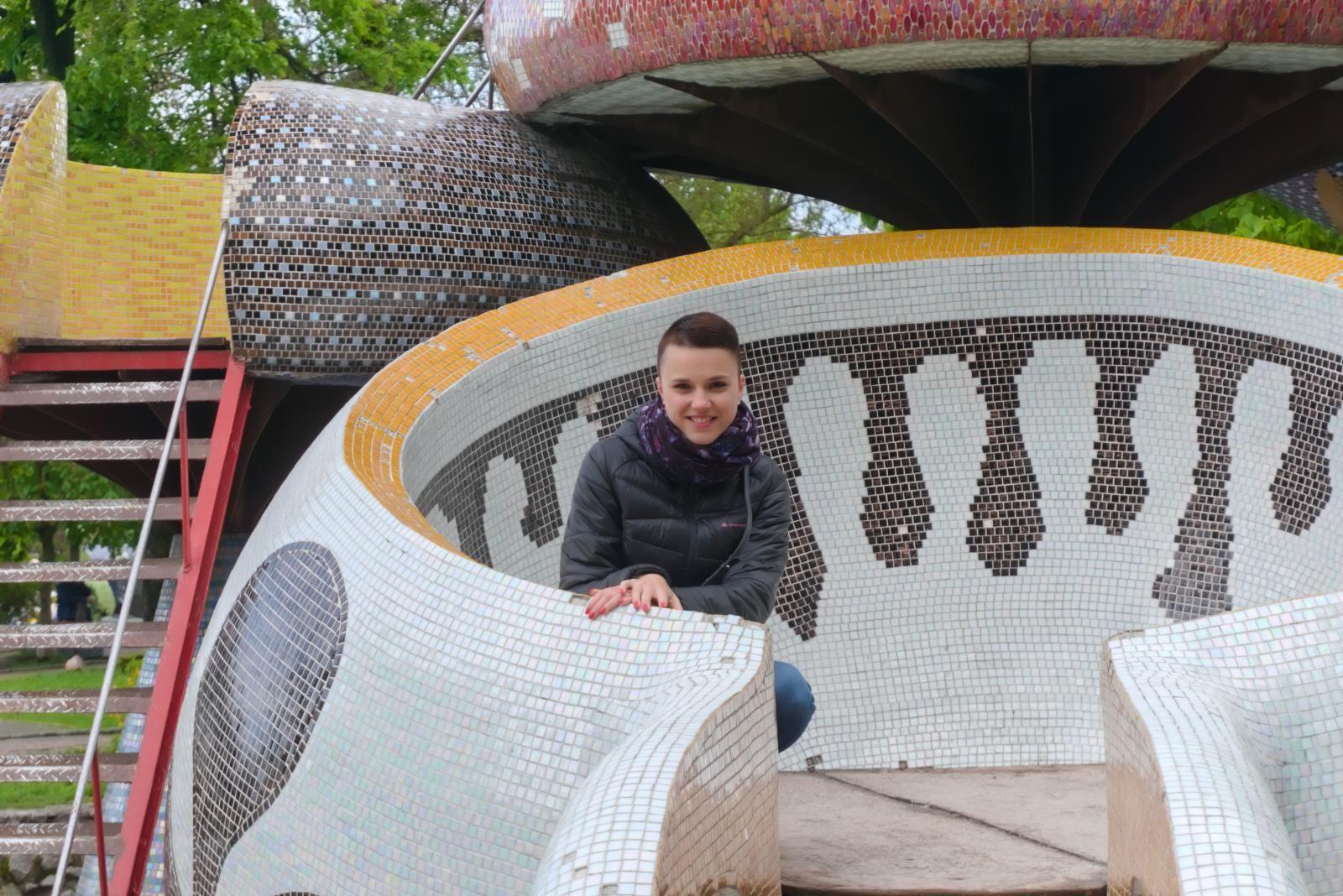 Dětský park - Alenka v říši divů