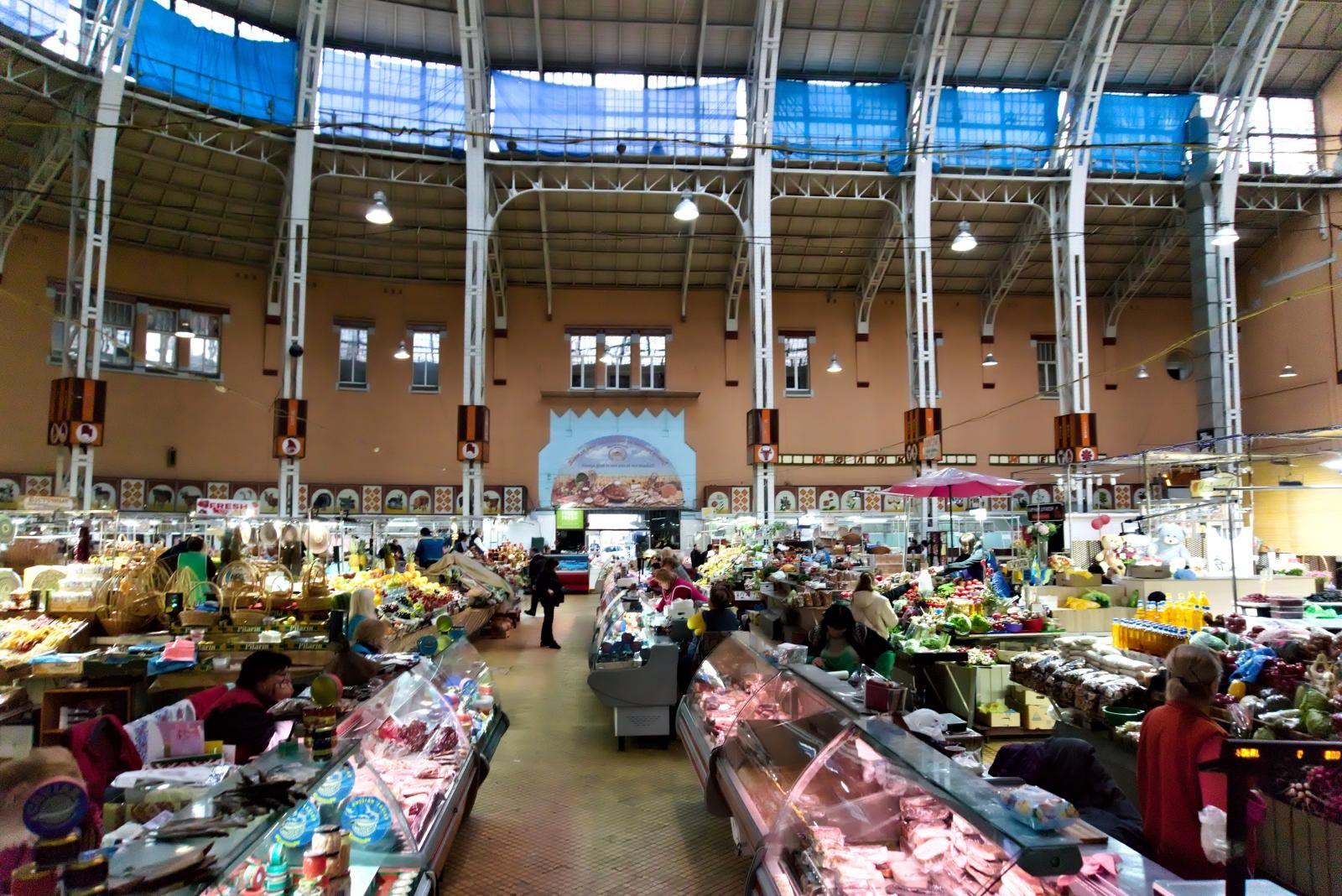 Besarabský market