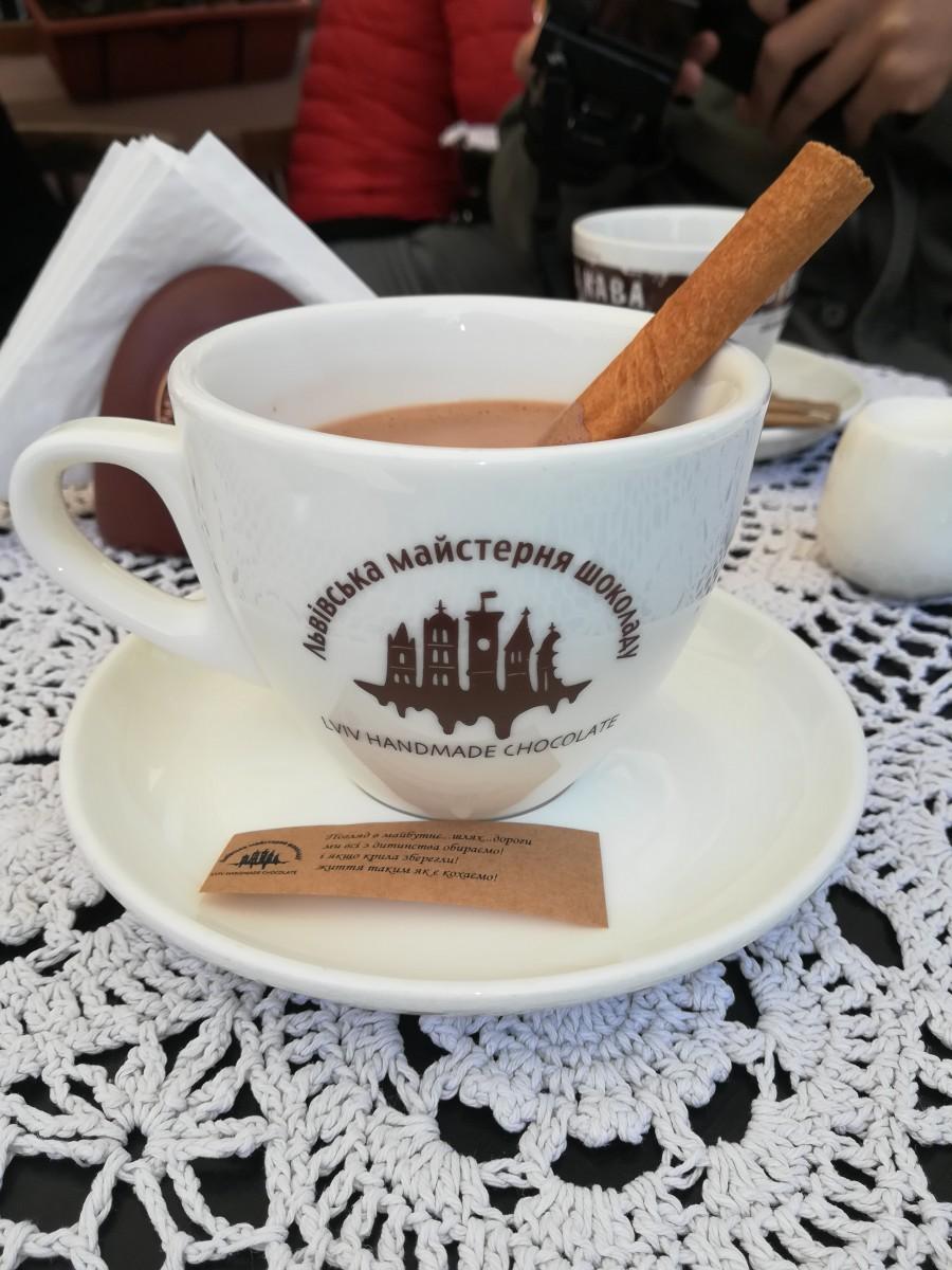 Lvovská čokoláda